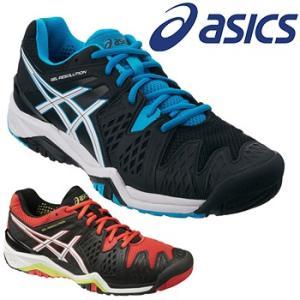 ASICS(アシックス)日本正規品GEL-RESOLUTION6(ゲルレゾリューション6)オールコート用テニスシューズ「TLL751」|ezaki-g