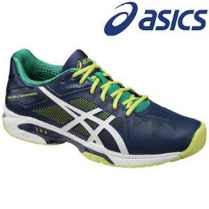 ASICS(アシックス)日本正規品GEL-SOLUTION SPEED3(ゲルリューションスピード3)オールコート用テニスシューズ「TLL766」|ezaki-g