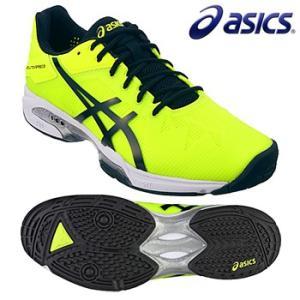 ASICS(アシックス)日本正規品GEL-SOLUTIONSPEED 3 OC(ゲルソリューションスピード3OC)オムニコート・クレーコート用テニスシューズ「TLL768」|ezaki-g