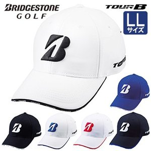 BRIDGESTONE GOLF  ブリヂストンゴルフ日本正規品  TOUR B  ゴルフキャップ  2019新製品 LLサイズ 「CPG911」|ezaki-g