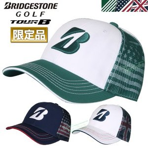 【限定品】 BRIDGESTONE GOLF ブリヂストンゴルフ日本正規品 TOUR B MAJOR COLLECTION (メジャーコレクション) ゴルフ キャップ 2019新製品 「CPGJ92」|ezaki-g