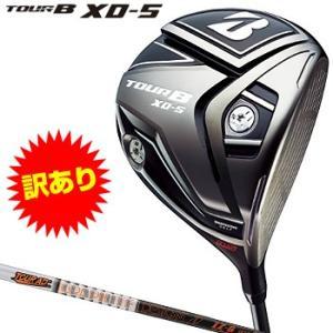 【訳あり特注品】ブリヂストンゴルフ日本正規品 TOUR B XD-5 ドライバー TourAD IZ-7カーボンシャフト|ezaki-g