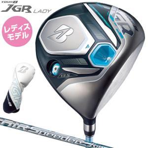 ブリヂストン日本正規品 TOUR B JGR LADYドライバー(ブルー) 2019モデル AiR ...