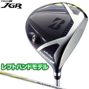 ブリヂストン日本正規品TOUR BJGR ドライバーJGRオリジナル TG1-5カーボンシャフト※レフトハンドモデル※|ezaki-g
