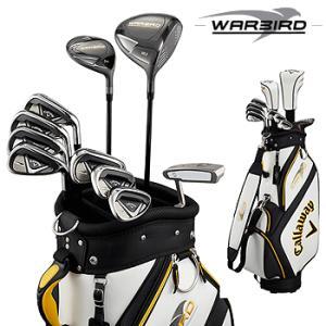 キャロウェイ日本正規品 WARBIRD SET19 ウォーバード メンズ10点 ゴルフクラブフルセッ...