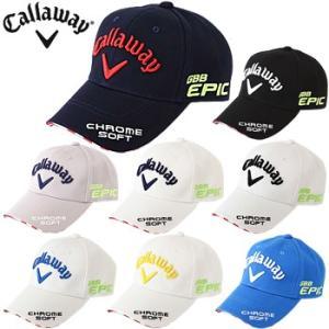 Callaway(キャロウェイ)日本正規品 Tour Cap 18 JM(ツアーキャップ18JM) メンズゴルフキャップ 2018モデル 「247-8984600」|ezaki-g