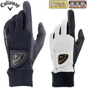 【限定品】 Callaway(キャロウェイ)日本正規品 Hyper Heat Glove FW 19...