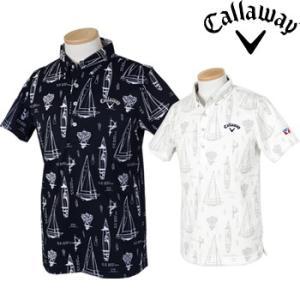 Callaway GOLF キャロウェイゴルフ 2019春夏モデルウエア 半袖シャツ 241-9157523|ezaki-g