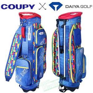 DAIYA GOLF(ダイヤゴルフ) ダイヤコーポレーション日本正規品 COUPY(クーピー) キャディバッグ8002 「CB-8002」