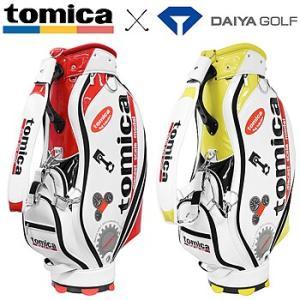 tomica×DAIYA GOLF トミカ×ダイヤゴルフ日本正規品 キャディバッグ4101 「CB-4101」|ezaki-g