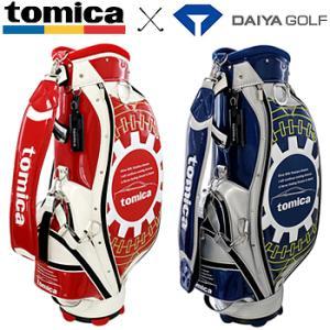 tomica×DAIYA GOLF トミカ×ダイヤゴルフ日本正規品 キャディバッグ4103 2019モデル 「CB-4103」|ezaki-g