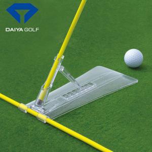 DAIYA GOLF(ダイヤゴルフ)日本正規品 ダイヤスイングアライメント 2020新製品 「TR-...