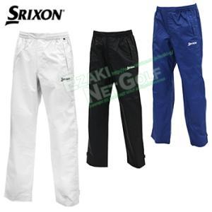 ダンロップ日本正規品SRIXON(スリクソン)レインパンツ(メンズ)「SMR6002S」|ezaki-g