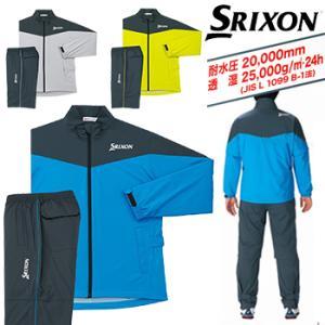 ダンロップ日本正規品SRIXON(スリクソン) レインジャケット&パンツ MOVE MASTER (ムーブマスター) 2019新製品 レインウェア 「SMR9000」|ezaki-g