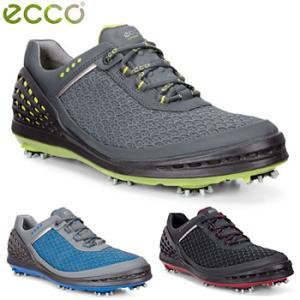 ECCO(エコー)CAGE EVO(ケイジエヴォ) メンズモデル ソフトスパイクゴルフシューズ 「132514」|ezaki-g