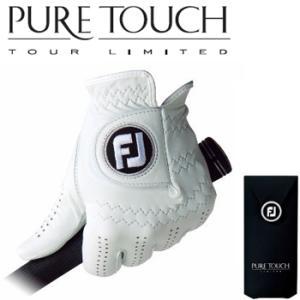 フットジョイ日本正規品PURETOUCH(ピュアタッチ)ゴルフグローブ FGPU