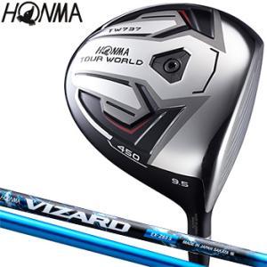 HONMA GOLF本間ゴルフ日本正規品TOUR WORLD(ツアーワールド)TW737 450ドラ...