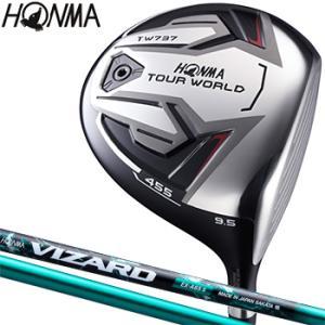 HONMA GOLF 本間ゴルフ日本正規品 TOUR WORLD(ツアーワールド) TW737 45...