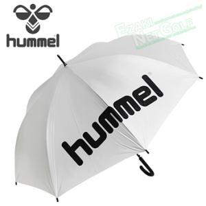 hummel(ヒュンメル)UV アンブレラ晴雨兼用ジャンプアップ日傘(銀傘)「HFA7008」