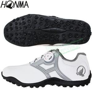 HONMA Golf (本間ゴルフ)日本正規品 ダイヤル式スパイクレスゴルフシューズ 「SR-1604」|ezaki-g