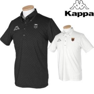 KAPPA GOLF カッパゴルフ 2019春夏モデルウエア 半袖シャツ KG912SS24|ezaki-g