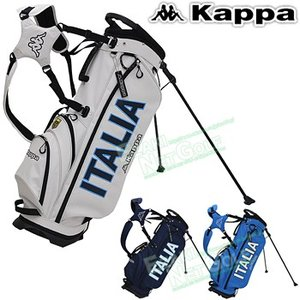KAPPA GOLF カッパゴルフ日本正規品 4点式ショルダースタンドバッグ 2019新製品「KG918BA11」|ezaki-g