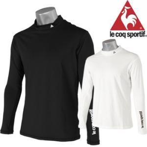 le coq sportif ルコック スポルティフ オールシーズン 長袖ハイネックインナーシャツ QG1352