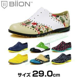 Lite(ライト)Biion(バイオン)超軽量ラバー素材スパイクレス ゴルフシューズサイズ:M11(29.0cm)|ezaki-g
