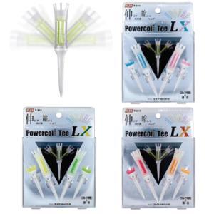 Lite(ライト)パワーコイルティーLX(ロング×2本、ショート×2本入り)T-311