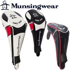 Munsingwearマンシングウエア日本正規品ユーティリティ用ヘッドカバーMQ4331