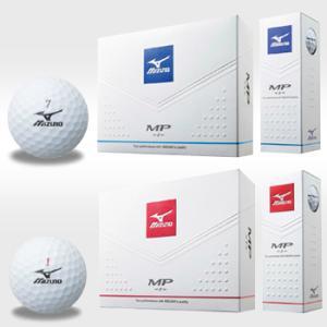 MIZUNO(ミズノ)日本正規品MPシリーズゴルフボール1ダース(12個入)