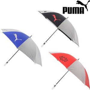 プーマゴルフ日本正規品UVシルバー70アンブレラ晴雨兼用日傘(銀傘)「867583」...