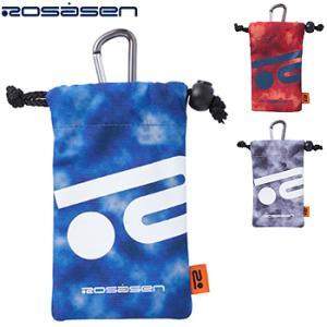 ROSASEN(ロサーセン) ボールポーチ(ボール2個収納可能) 2019モデル 「RSY006B」