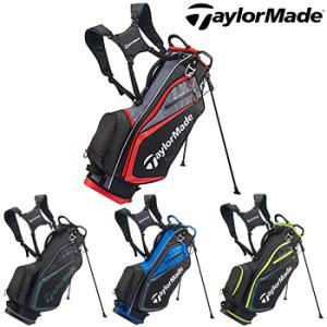 TaylorMade(テーラーメイド) 日本正規品 TMセレクトプラススタンドバック 軽量ゴルフキャ...