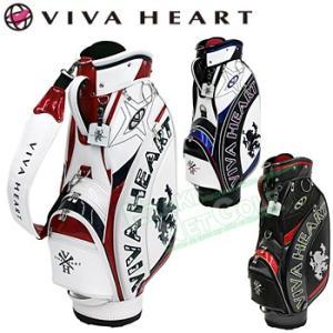 VIVA HEART(ビバハート)キャディバッグ「VHC017」