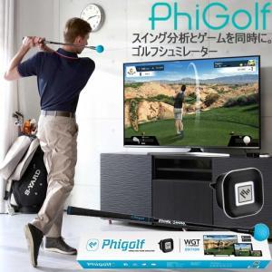 ファイゴルフ WGT Edition シュミレーター ゴルフ練習機 本体+スイングトレーナー ゴルフ...