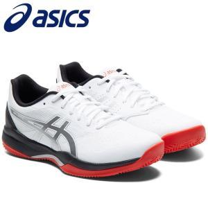 アシックス GEL-GAME 7 CLAY/OC テニスシューズ メンズ 1041A046-100|ezone