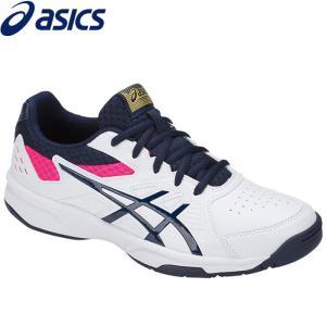 アシックス COURT SLIDE OC テニスシューズ レディース 1042A046-110|ezone
