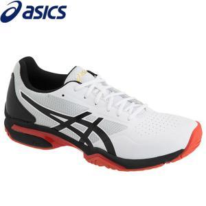 アシックス PRESTIGELYTE 2 OC テニスシューズ メンズ レディース 1043A006-104|ezone