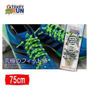 【5点までメール便送料無料】結ばない靴ひも キャタピラン 75cm|ezone