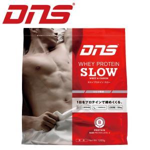 DNS ホエイ カゼイン プロテイン スロー ミルク風味 1kg|ezone