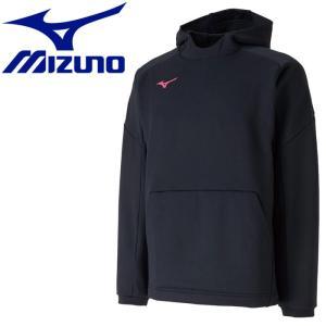 ミズノ テニス スウェットパーカー メンズ レディース 62JC951709|ezone