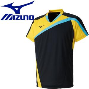 ミズノ ゲームシャツ メンズ レディース 72MA800509|ezone