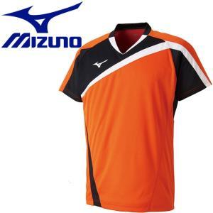 ミズノ ゲームシャツ メンズ レディース 72MA800553|ezone