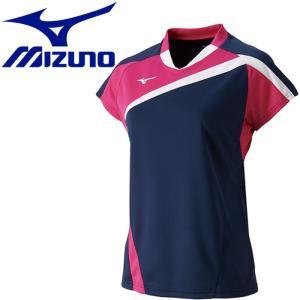 ミズノ ゲームシャツ レディース 72MA820514|ezone