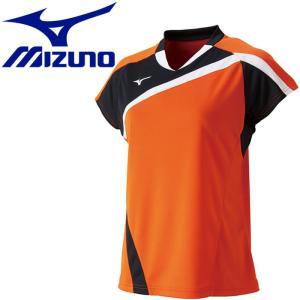ミズノ ゲームシャツ レディース 72MA820553|ezone