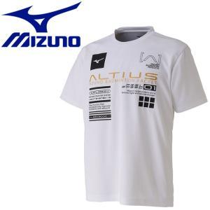 ミズノ バドミントン Tシャツ メンズ レディース 72MA9Z6101|ezone