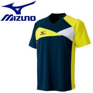 ミズノ 卓球 ドライサイエンスゲームシャツ メンズ レディース 82JA550014 ezone