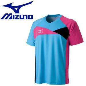 ミズノ 卓球 ドライサイエンスゲームシャツ メンズ レディース 82JA550021 ezone