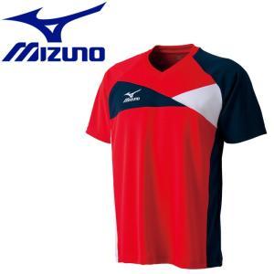 ミズノ 卓球 ドライサイエンスゲームシャツ メンズ レディース 82JA550065 ezone